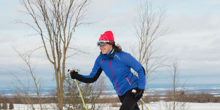 Cross Country Ski & Snowshoe