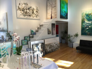Bonnie Dorgelo Jewellery & Paintings
