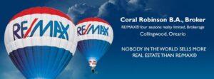 Coral Robinson, Realtor