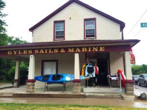 Gyles Sails & Marine