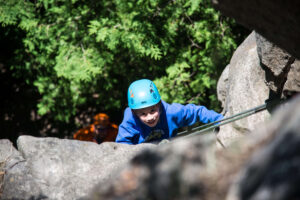 Caves & Climbing