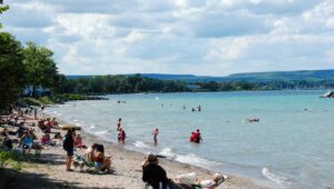 Memorial Park Campground- Meaford