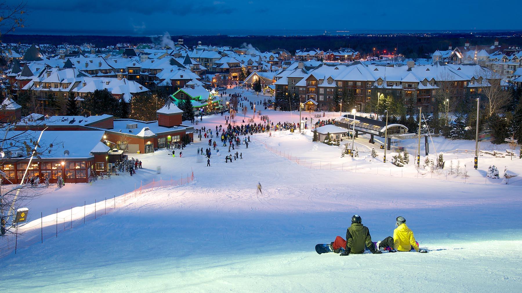 MLK ski weekend