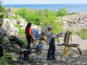 Blue Mountain School of Landscape Painting