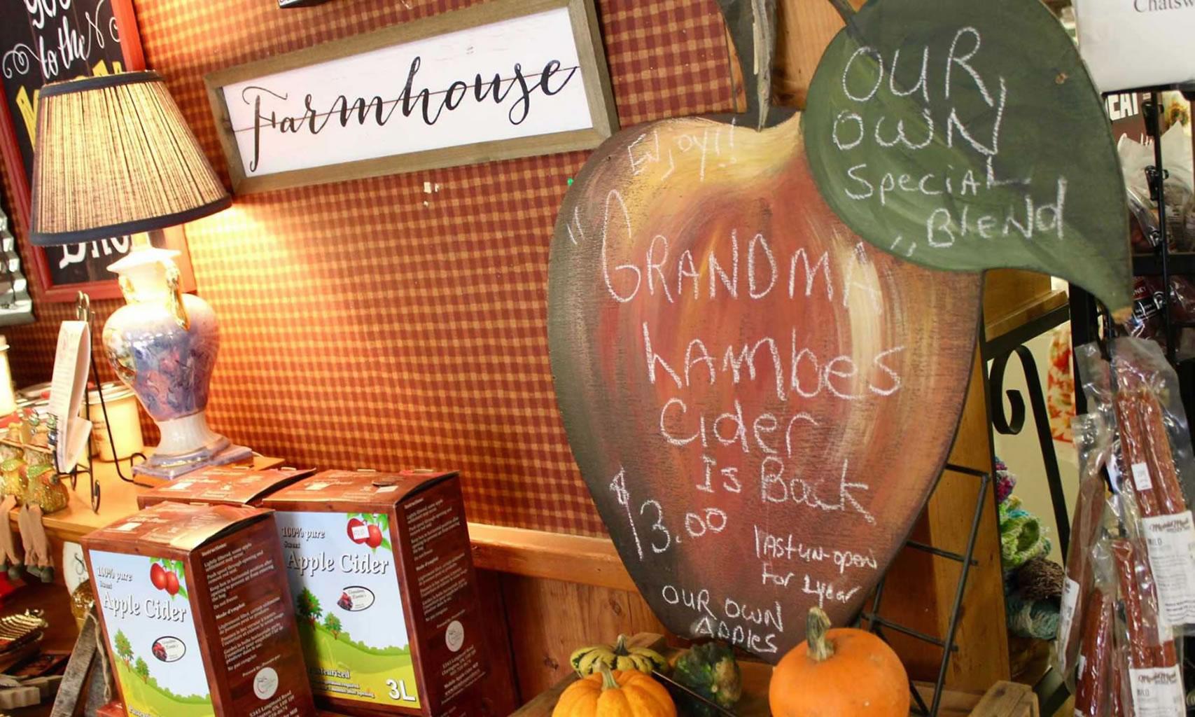 Grandma Lambe's