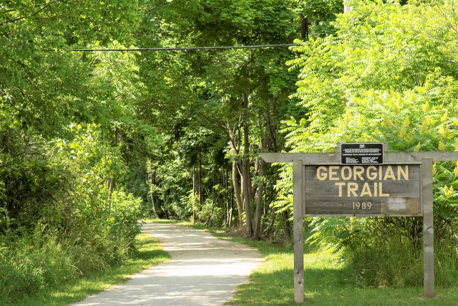 Georgian Trail - Collingwood Section