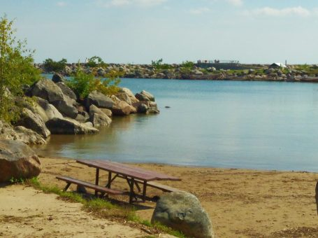 McCarroll Park and Beach