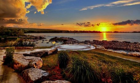 Sunset Point Beach