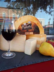 The Cheesy Corner & D-Vine Wine