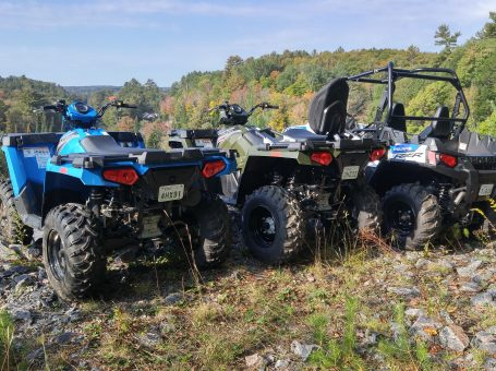 L1FE Outdoors ATV