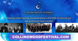 Collingwood Summer Music Festival