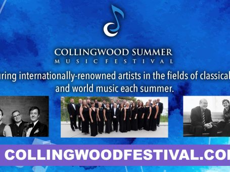 Collingwood Summer Music Festival