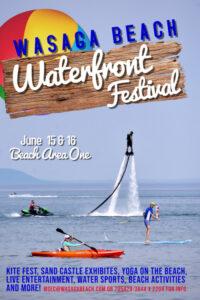 Wasaga Waterfront Festival