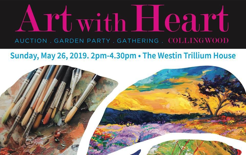 Art with Heart Fundraiser