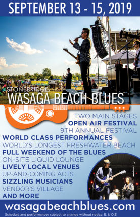 Stonebridge Wasaga Beach Blues