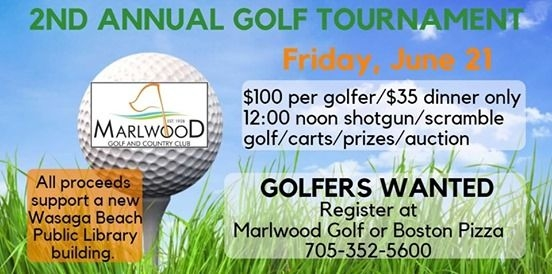 Marlwood Golf Tournament