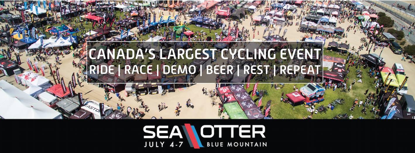 Sea Otter Bike Race Blue Mountain