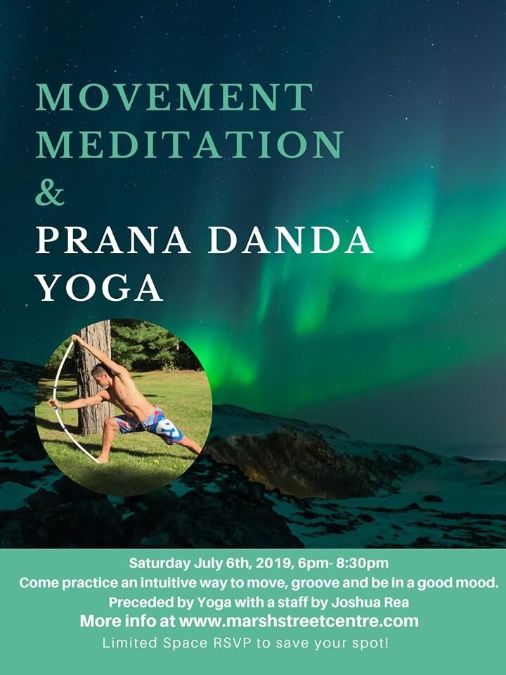 prana danda yoga