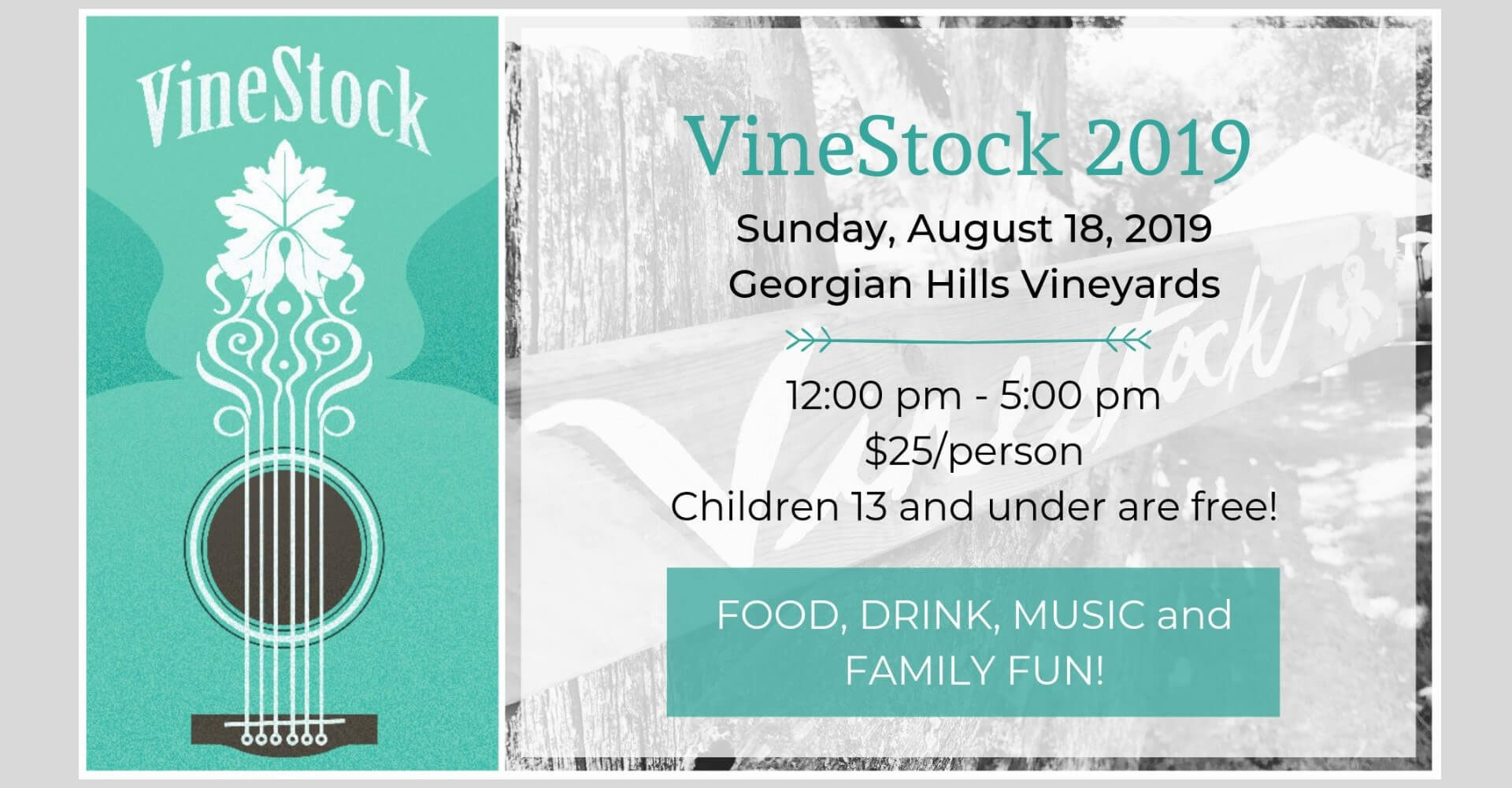 Vinestock georgian hills vineyard 2019