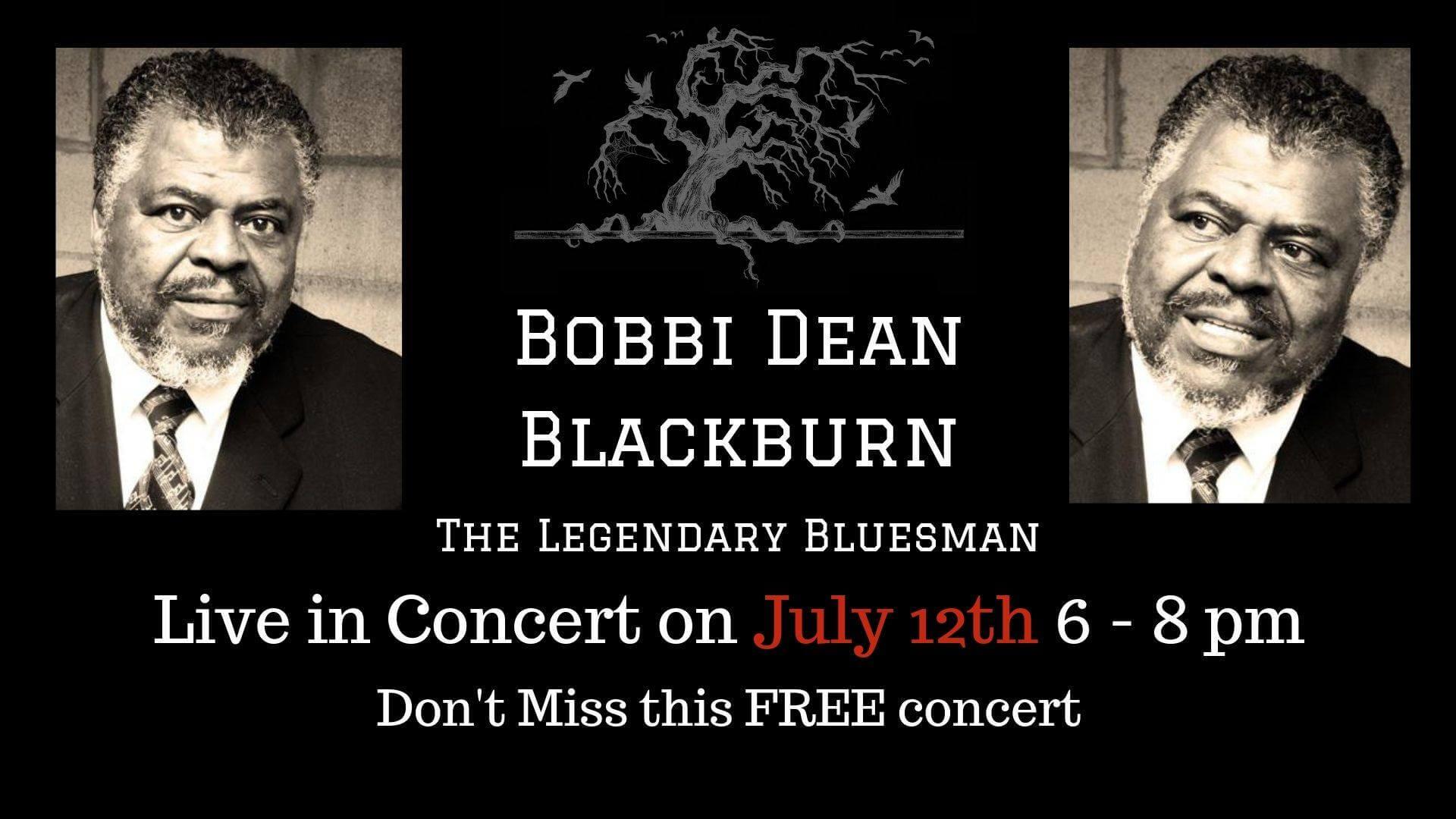 Bobbi Dean Blackburn Concert