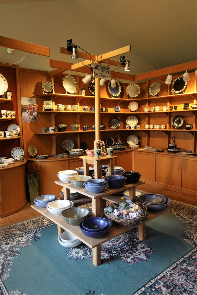 Leishman Pottery