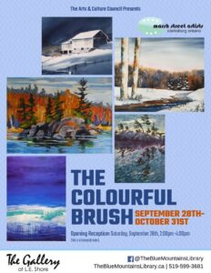 The Colourful Brush