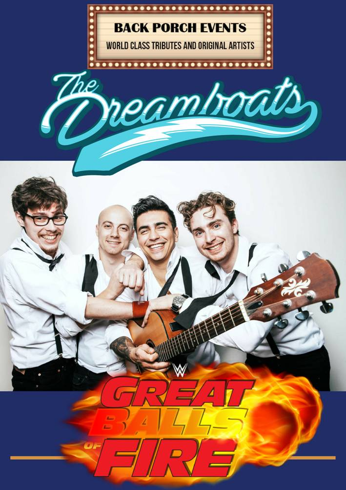 The Dreamboats
