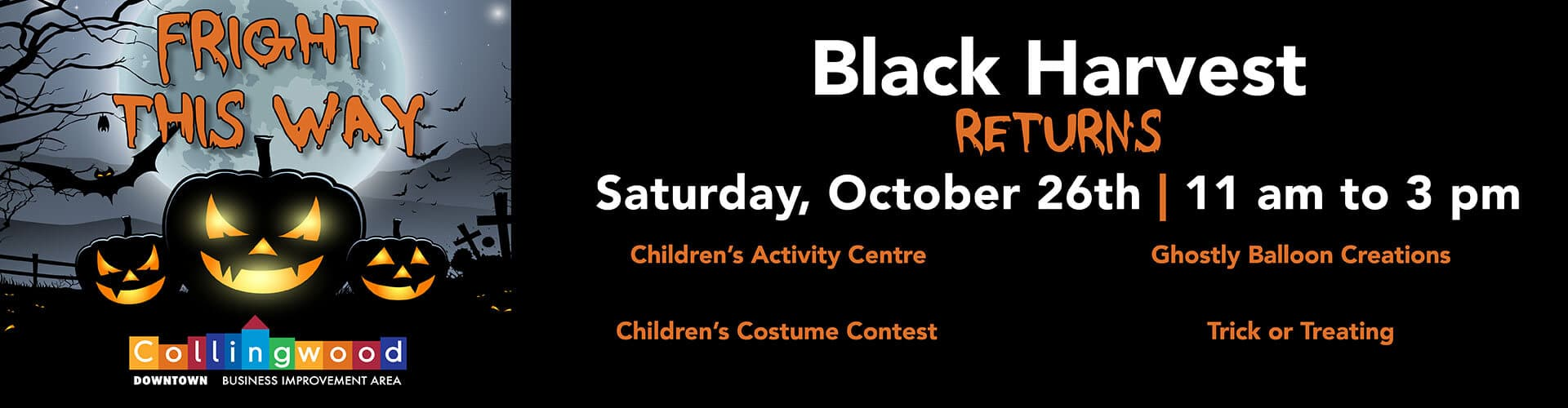 Black Harvest Festival