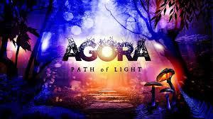 Agora Path of Lights