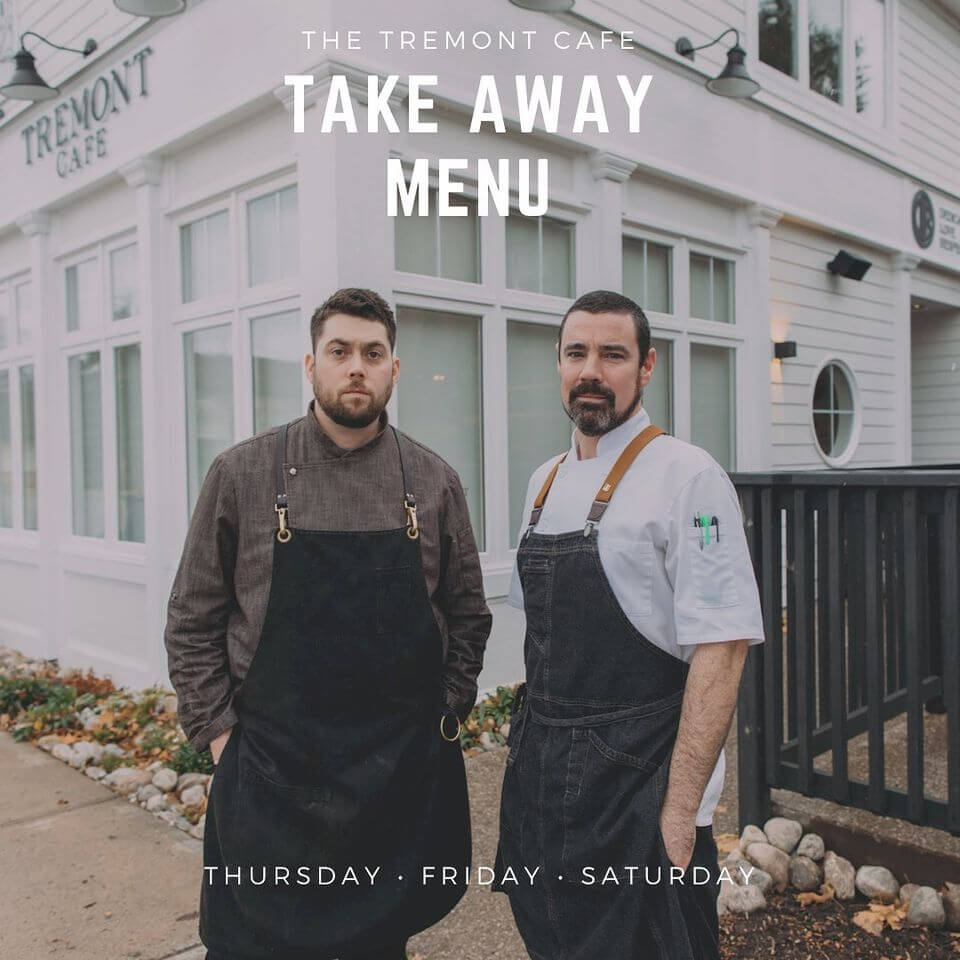 Tremont Cafe Take Away Curbside